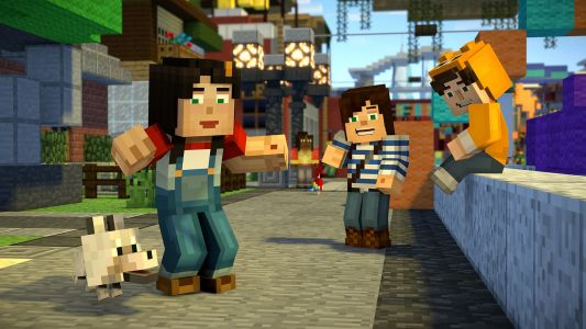 Minecraft: Story Mode's Xbox 360 price hike is not a joke