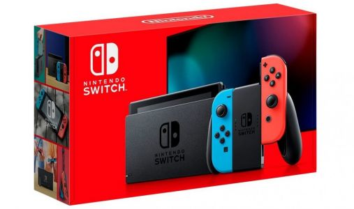 Nintendo will allow you to trade in your Switch console for the revised model under certain conditions