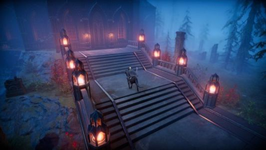 Battlerite dev is back with V Rising, a vampire survival game
