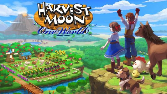 Harvest Moon: One World now available on Nintendo Switch and PS4