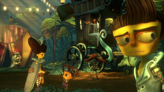 As expected, Double Fine won't publish games anymore now that it joined Xbox