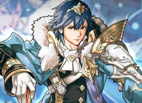 Fire Emblem Heroes adds Legendary Hero Chrom of Awakenings fame