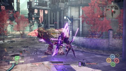 Scarlet Nexus hand-on video preview - There's a lot of depth in this anime action RPG