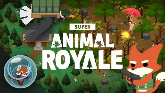 Stadia's Super Animal Royale Forces You To Kill Woodland Creatures