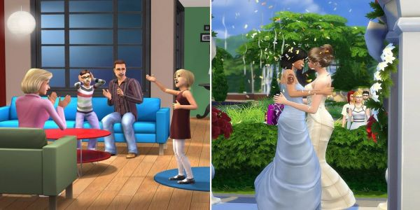 10 Secrets Behind The Making Of The Sims | Game Rant