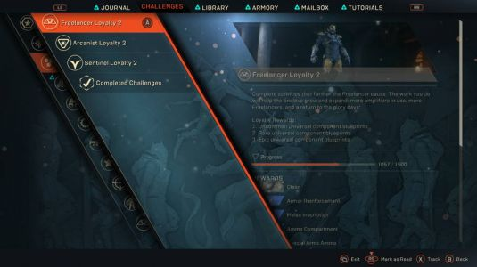 How To Earn Freelancer Rep In Anthem