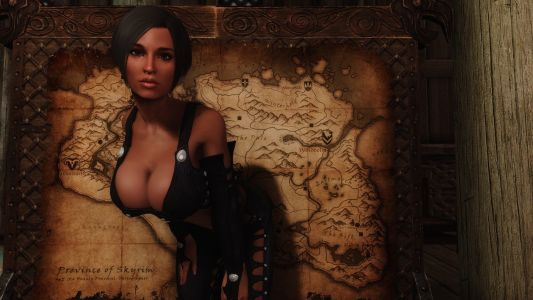 In the world of game mods, bimbos reign supreme
