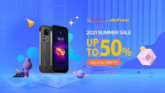 Ulefone Discounts Its Smartphones Up To 70% On AliExpress