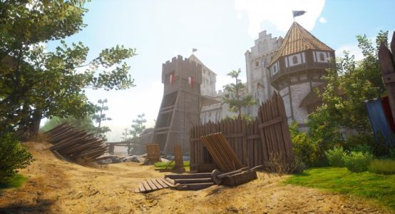 Mordhau Developer Outlines New Maps And Modes In Latest Update Blog