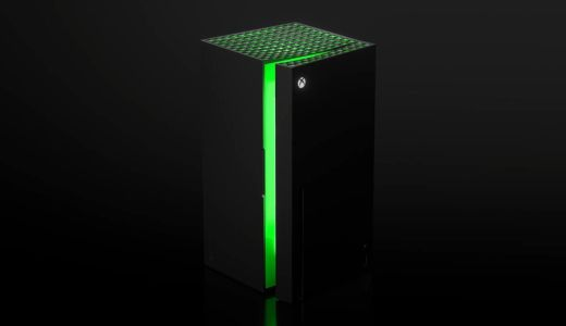 Store Your Drinks Like A True Gamer With The Xbox Mini Fridge