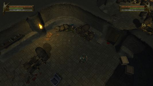 The Baldur's Gate: Dark Alliance re-release is exactly how you remember it, for better or worse