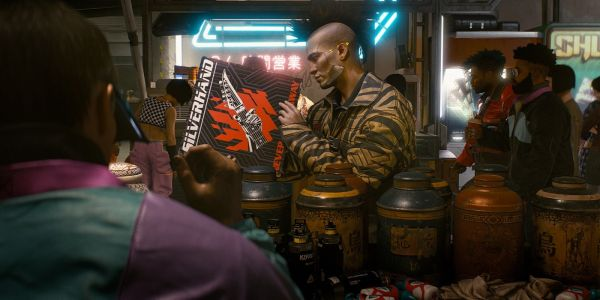 Cyberpunk 2077 May Not Get Online Multiplayer | Game Rant