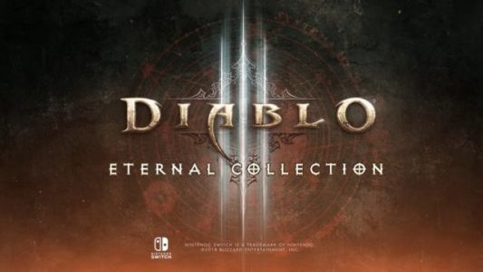 Diablo III Eternal Collection Officially Announced for Switch