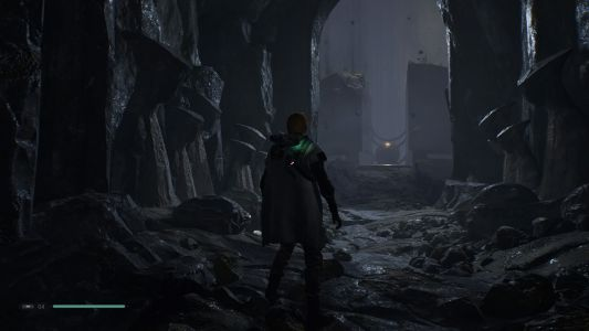 Star Wars Jedi: Fallen Order Tomb of Eilram walkthrough - Ball Puzzle solutions