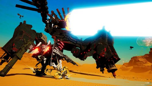 Video: Daemon X Machina Demo Gameplay
