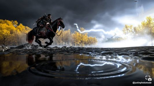 Share of the Week: Ghost of Tsushima - One Year Anniversary