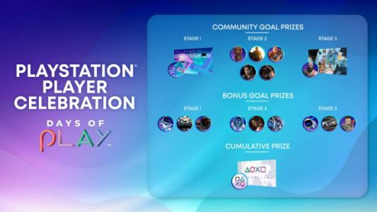 PlayStation's Days of Play Begins Next Week with Prizes to be Won, Free Multiplayer Weekend Coming Soon