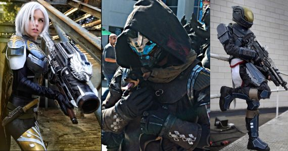 10 Awesome Destiny 2 Cosplay That Look Just Like The Game