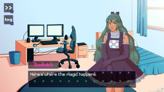 Fight Crime, Solve Picross Puzzles, and Date Superheroes in Pixel Puzzle Makeout League