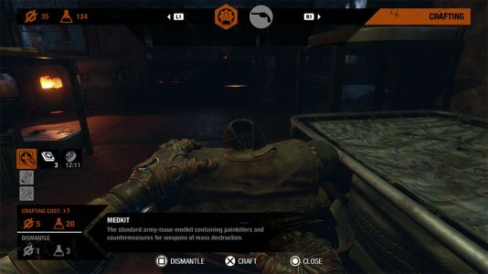 How To Craft & Use Your Backpack In Metro Exodus