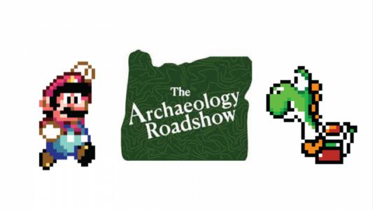 Register Now To Hear Our Own Achi Ikeda Talk The Relationship Between Video Games And Archaeology