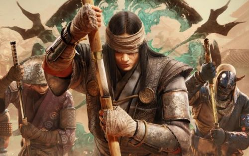 For Honor's first new hero this year is a Samurai who fights with a Shikomizue