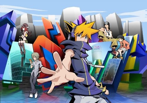The World Ends with You anime coming 2021, teaser trailer released