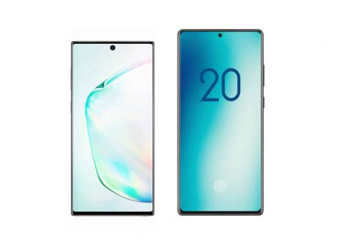 Galaxy Note 20 Will Be Considerably Larger Than The Note 10