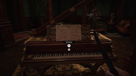Resident Evil Village Piano Puzzle Chords and Notes Solution