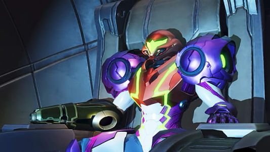 Metroid Dread: How to Get the Grav Suit Early