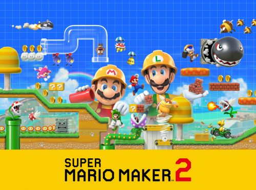 Super Mario Maker 2 Announced For The Switch, Coming This June