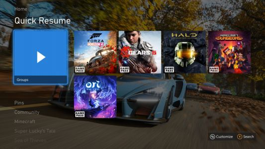 Xbox May Update Improves Quick Resume, Passthrough Audio, and More