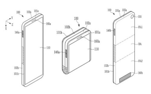 Your Future Samsung Smartphone Could Feature A Multifold Design