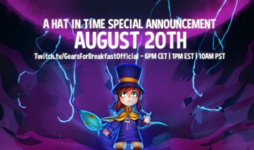 A Hat in Time 'Special Announcement' Coming Next Week