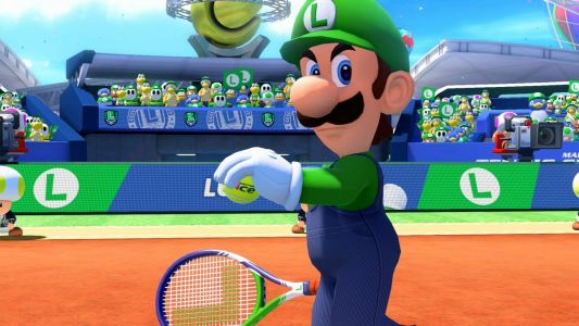 Mario Tennis Aces gets new demo with free week of Switch Online