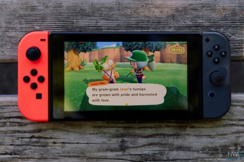Nintendo Buying New Panels For Upgraded Switch?