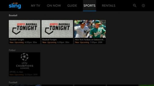 Sling TV Will Make Sure You Don't Miss Exciting Sports Moments