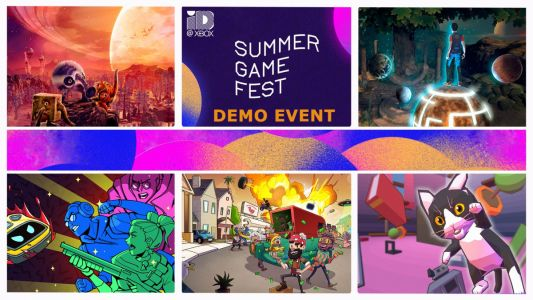 Xbox Summer Game Fest Demos Are Now Available