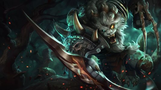 League of Legends: Wild Rift Rengar build - abilities, items, runes, and spells