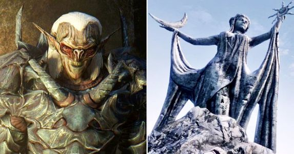 Skyrim: 10 Weird Mistakes They Never Patched Out | Game Rant